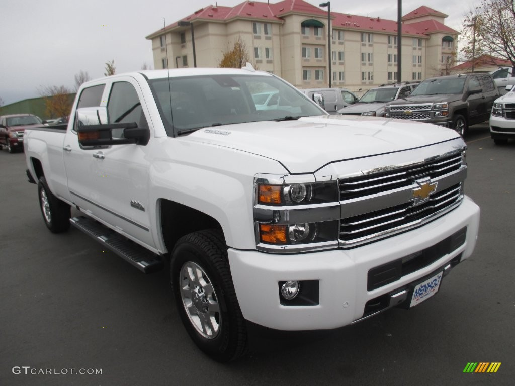 Summit white chevrolet silverado 3500hd