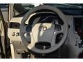 2011 Sandy Beach Metallic Toyota Sienna XLE AWD  photo #17
