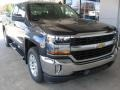 Tungsten Metallic 2016 Chevrolet Silverado 1500 LT Double Cab 4x4