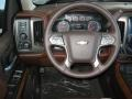 2016 Silverado 1500 High Country Crew Cab 4x4 Steering Wheel