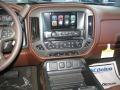 Controls of 2016 Silverado 1500 High Country Crew Cab 4x4