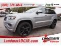 2015 Billet Silver Metallic Jeep Grand Cherokee Altitude #108435629