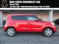 Inferno Red 2016 Kia Soul !