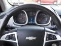 2010 Navy Blue Metallic Chevrolet Equinox LT AWD  photo #26
