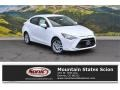 Frost (White) 2016 Scion iA Sedan