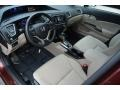 Beige Interior Photo for 2015 Honda Civic #108478943