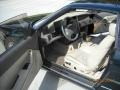 1993 Polo Green Metallic Cadillac Allante Convertible  photo #3