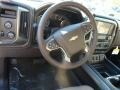 2016 Summit White Chevrolet Silverado 1500 LT Z71 Crew Cab 4x4  photo #5