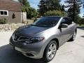 2011 Platinum Graphite Nissan Murano CrossCabriolet AWD  photo #1