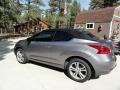 2011 Platinum Graphite Nissan Murano CrossCabriolet AWD  photo #2