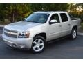 Silver Birch Metallic 2008 Chevrolet Avalanche Gallery