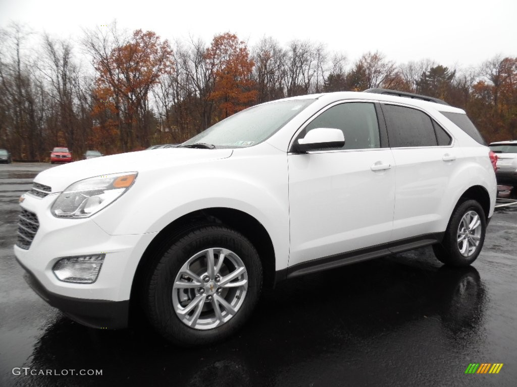 2016 summit white chevrolet equinox lt awd 108506169 photo 10 car color galleries. Black Bedroom Furniture Sets. Home Design Ideas