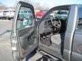 2006 Graystone Metallic Chevrolet Silverado 1500 Work Truck Regular Cab 4x4  photo #2