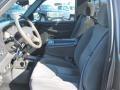 2006 Graystone Metallic Chevrolet Silverado 1500 Work Truck Regular Cab 4x4  photo #16