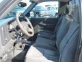 2006 Graystone Metallic Chevrolet Silverado 1500 Work Truck Regular Cab 4x4  photo #17