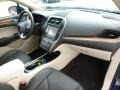 Espresso/White Sands Dashboard Photo for 2015 Lincoln MKC #108538928