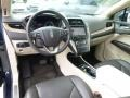 Espresso/White Sands Prime Interior Photo for 2015 Lincoln MKC #108539000