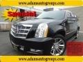 Black Ice Metallic 2013 Cadillac Escalade ESV Platinum AWD
