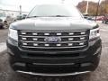 2016 Guard Metallic Ford Explorer XLT 4WD  photo #7