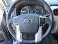2016 Blazing Blue Pearl Toyota Tundra SR5 CrewMax 4x4  photo #31