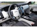 Ebony/Cirrus Prime Interior Photo for 2016 Land Rover Range Rover #108571414