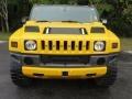 2007 Yellow Hummer H2 SUV  photo #11