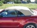 2006 Redfire Metallic Ford Mustang V6 Premium Convertible  photo #27