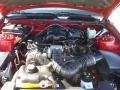 2006 Redfire Metallic Ford Mustang V6 Premium Convertible  photo #29