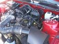 2006 Redfire Metallic Ford Mustang V6 Premium Convertible  photo #30