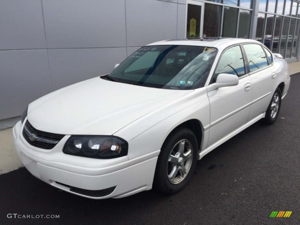 2005 white chevrolet impala ls 108572538. Black Bedroom Furniture Sets. Home Design Ideas