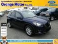 2013 Stormy Blue Mica Mazda CX-5 Touring AWD #108572754