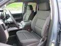 2016 Slate Grey Metallic Chevrolet Silverado 1500 LT Double Cab 4x4  photo #11