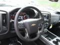 2016 Slate Grey Metallic Chevrolet Silverado 1500 LT Double Cab 4x4  photo #13