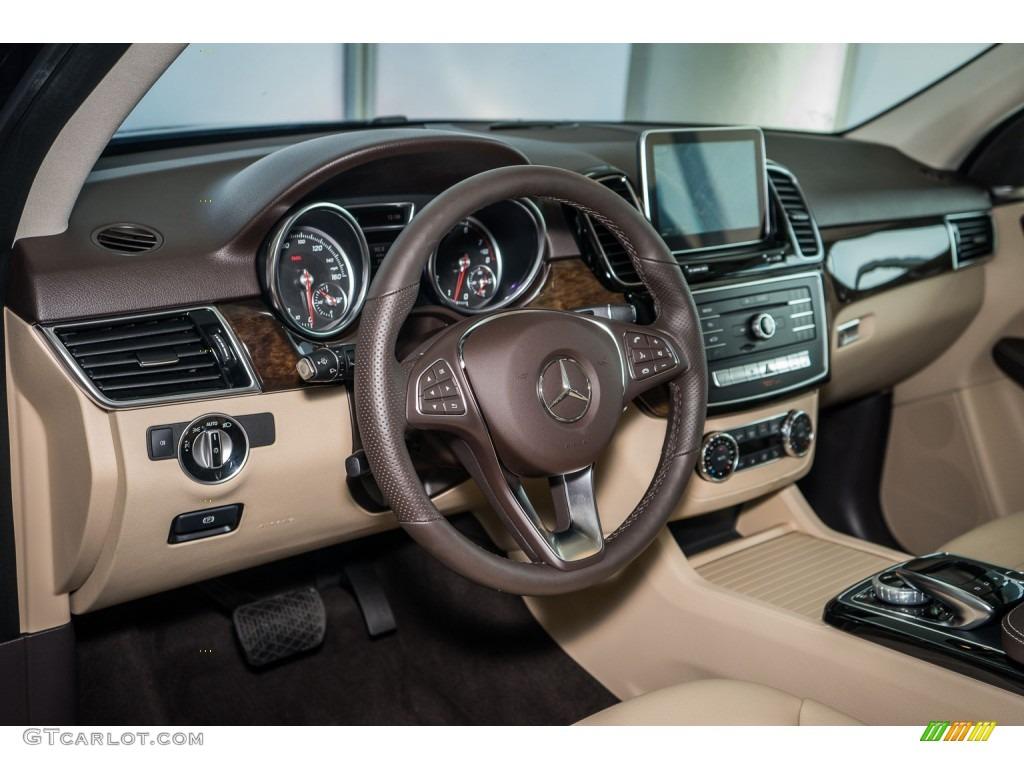 Ginger Beige Espresso Interior 2016 Mercedes Benz Gle 350 4matic Photo 108633176