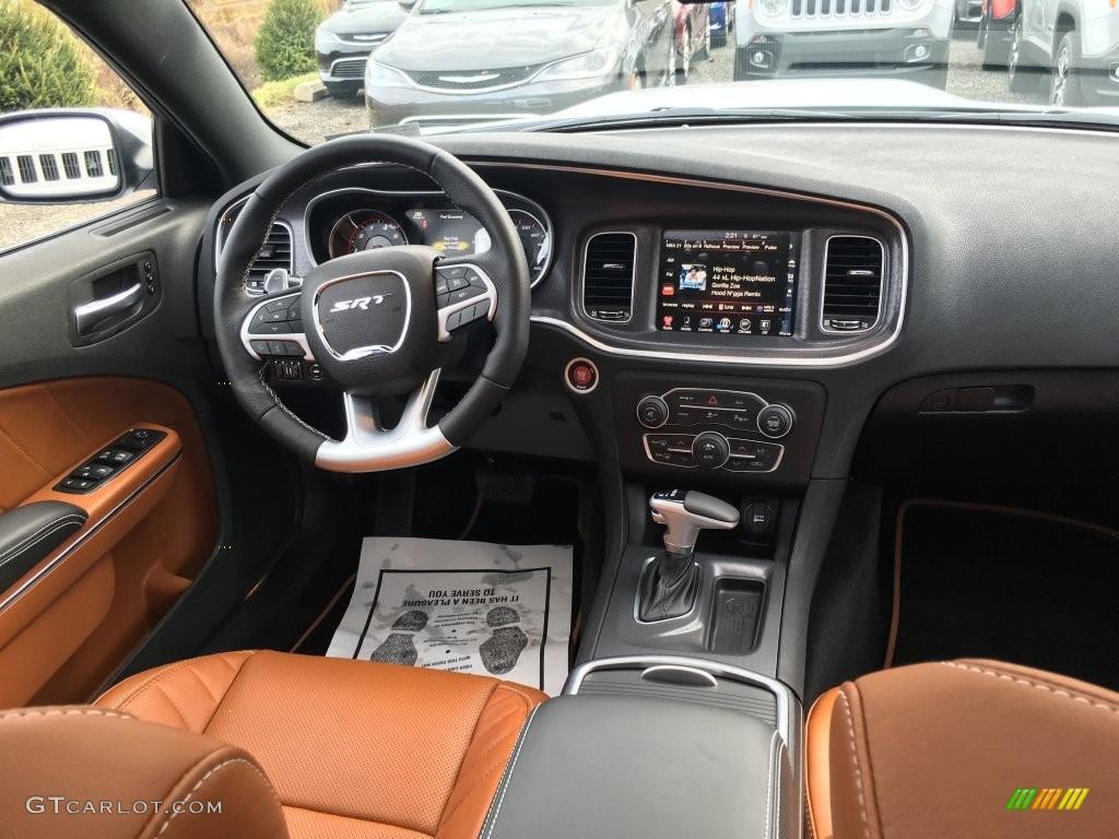 Black Sepia Interior 2016 Dodge Charger Srt 392 Photo 108653289