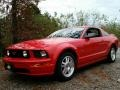 2007 Torch Red Ford Mustang GT Premium Coupe #108643921