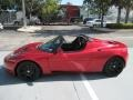 Radiant Red - Roadster  Photo No. 4