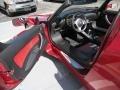 2008 Roadster  Black Interior