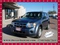 Blue Flame Metallic 2012 Ford Escape XLS