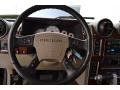 Wheat Steering Wheel Photo for 2003 Hummer H2 #108674779
