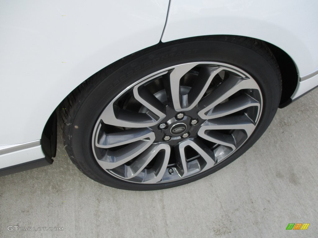 2016 Land Rover Range Rover Supercharged Wheel Photo #108678865