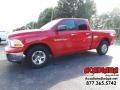 2011 Flame Red Dodge Ram 1500 ST Quad Cab #108673760