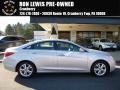 2011 Radiant Silver Hyundai Sonata Limited #108728515