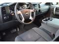 2009 Chevrolet Silverado 1500 Ebony Interior Interior Photo