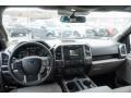 Medium Earth Gray Dashboard Photo for 2016 Ford F150 #108751139