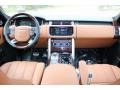 2016 Land Rover Range Rover Ebony/Tan Interior Dashboard Photo