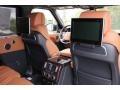 2016 Land Rover Range Rover Ebony/Tan Interior Entertainment System Photo