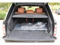 2016 Land Rover Range Rover Ebony/Tan Interior Trunk Photo