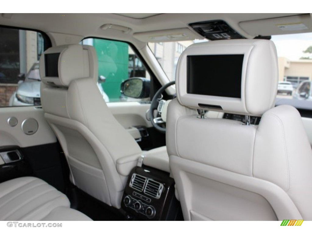 2016 Land Rover Range Rover Supercharged Entertainment System Photos