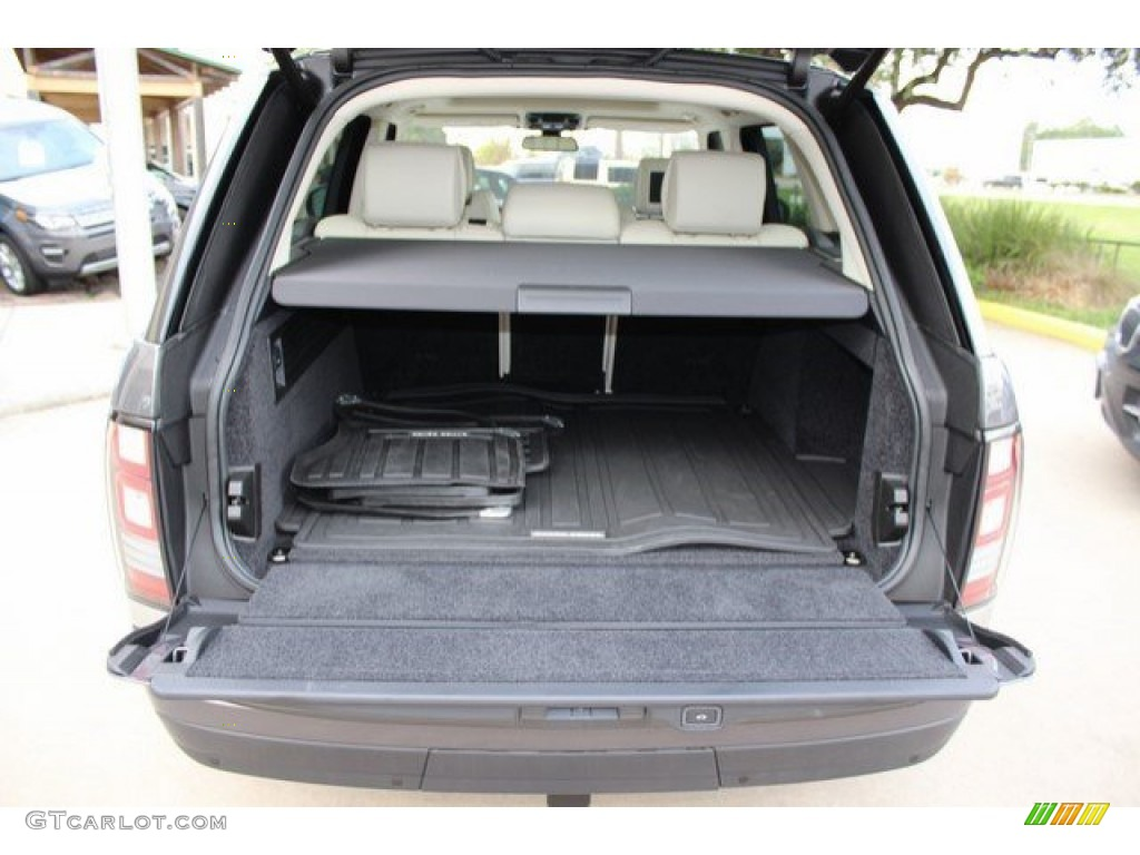 2016 Land Rover Range Rover Supercharged Trunk Photo #108757193